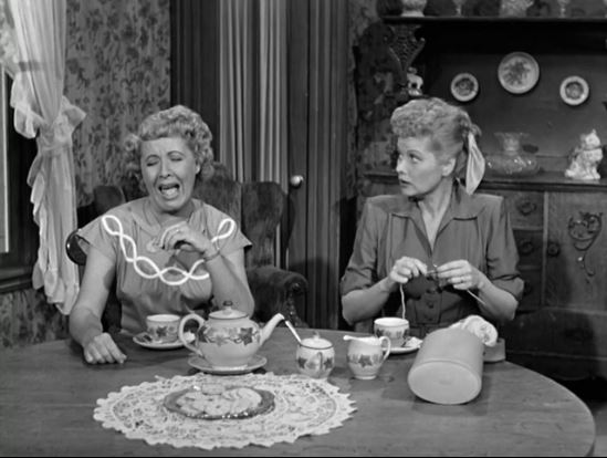 Sessão Cinema : I love Lucy