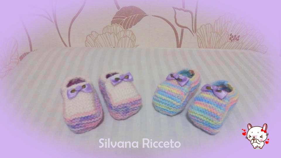 Sapatilha com elástico By Silvana Ricceto