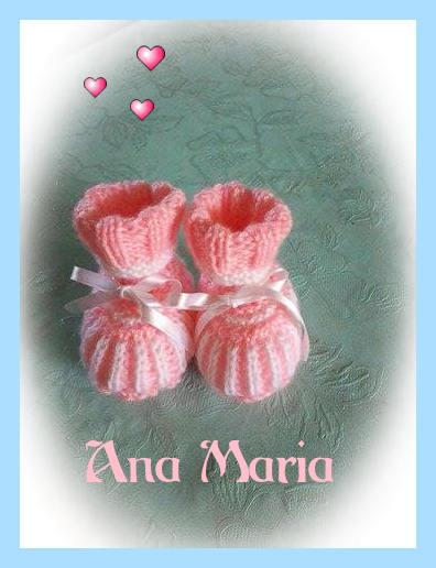 Botinha Brioche By Ana Maria