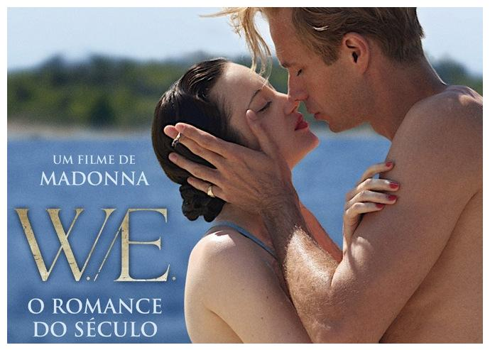 Sessão Cinema : WE , O Romance do Século