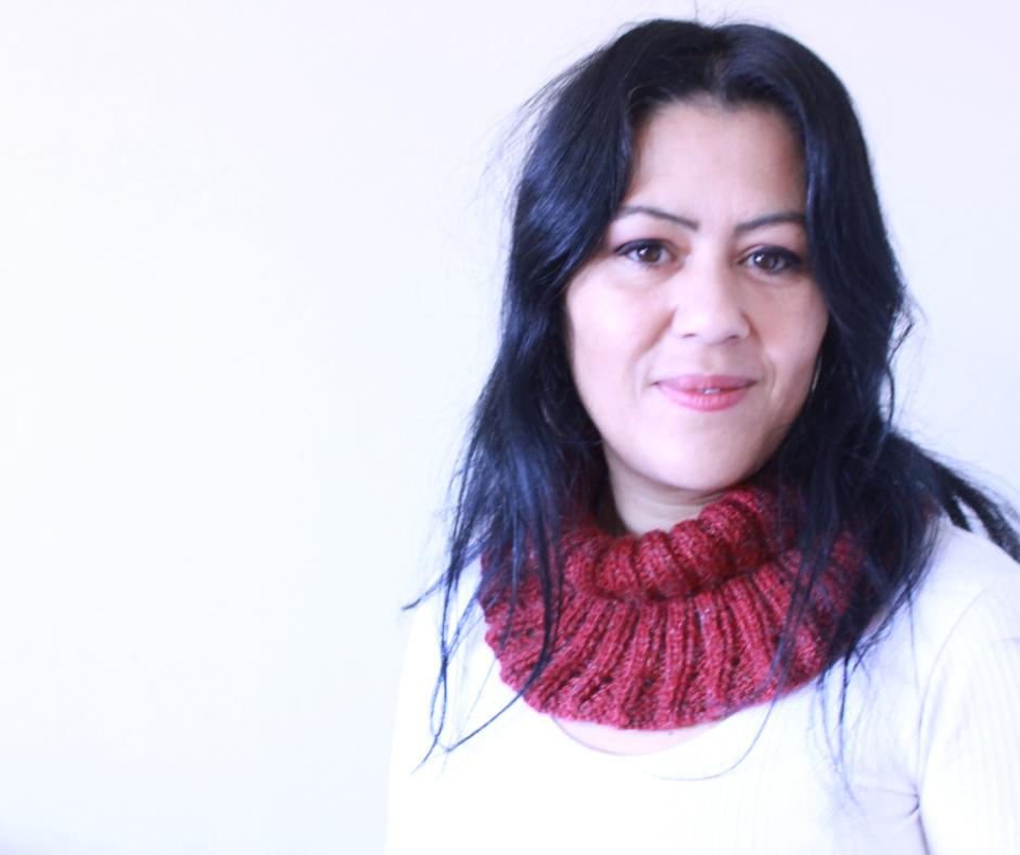 Gola de tricô | Gola Cravina