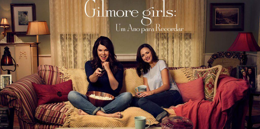 Sessão Cinema: Gilmore Girls:  Um Ano Para Recordar!