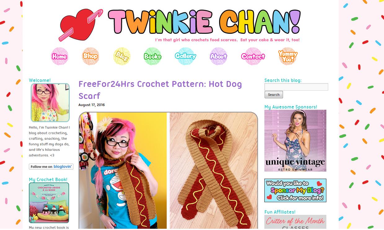 Achados: Twinkie Chan