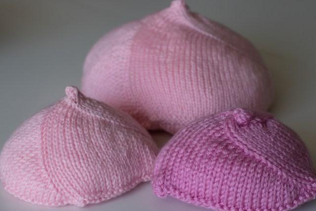 Campanha Solidária – campanha de prótese de mamas em tricô – Tricota Curitiba