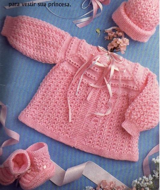 Considerações sobre o ponto para bebê #2